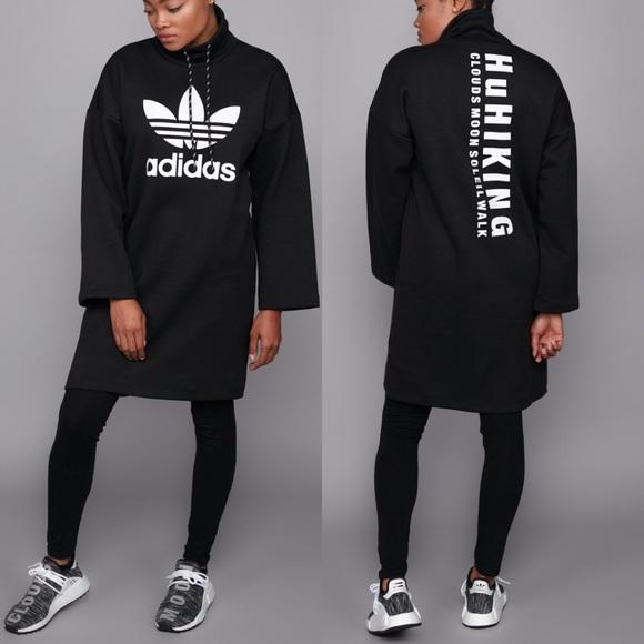 a77e2713dbb80 Adidas Originals Pharrell Williams Hu Hiking Dress NWT